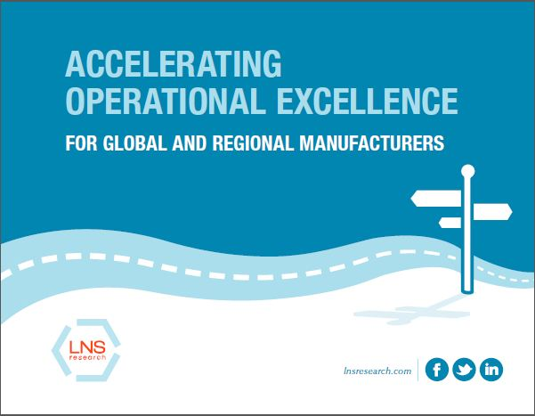 LNS Research Operational Excellence eBook